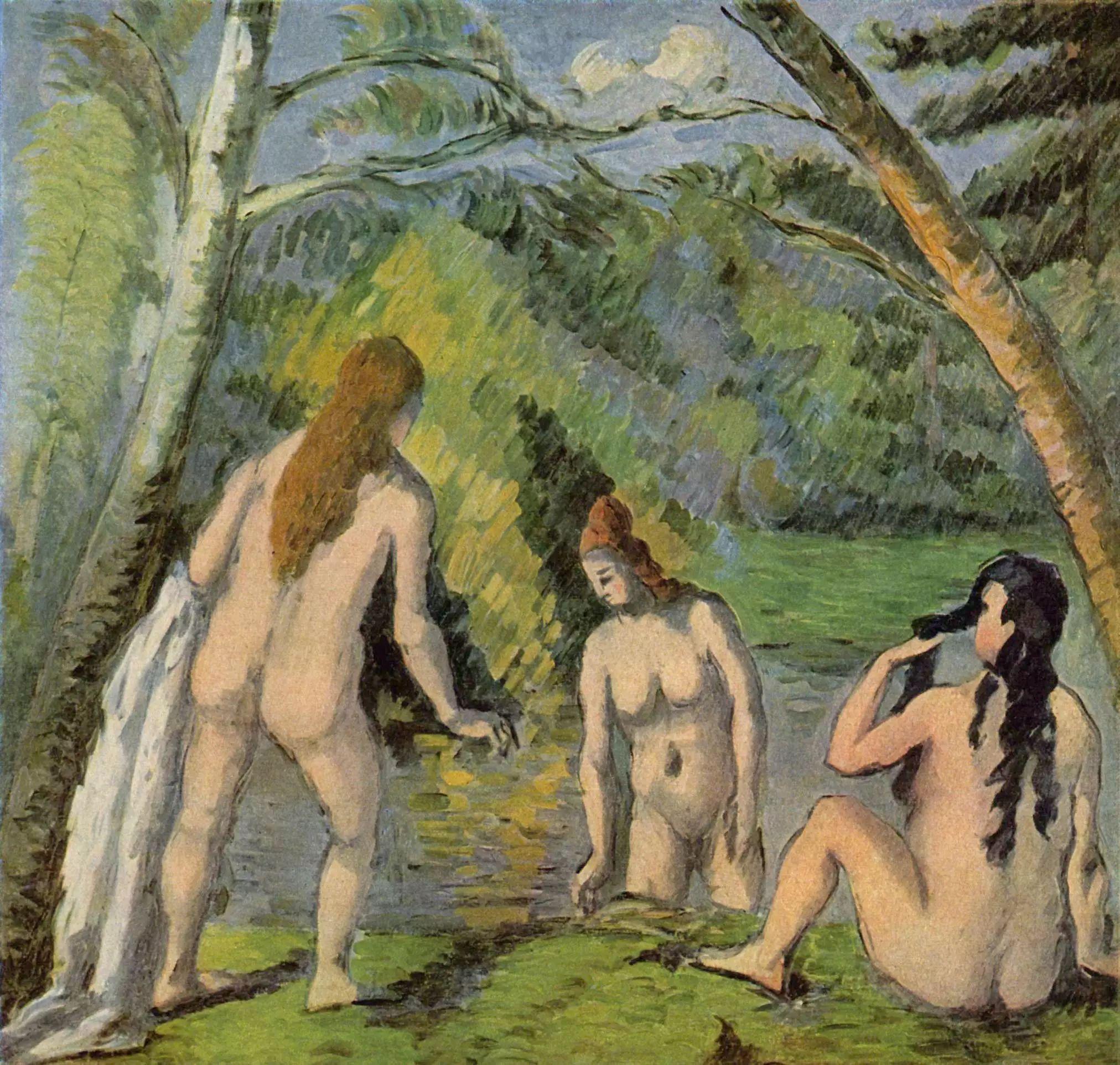 法国著名画家保罗·塞尚油画作品插图67