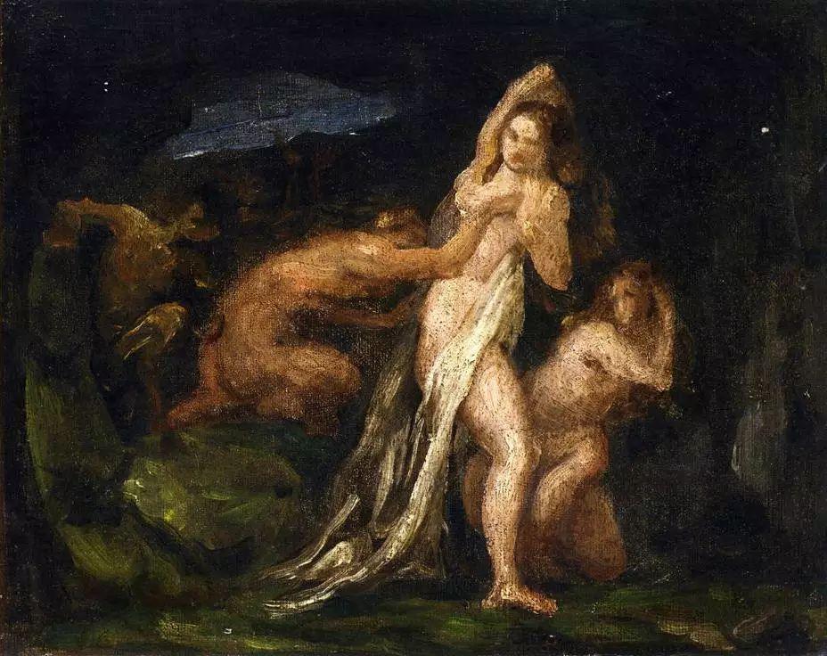 法国著名画家保罗·塞尚油画作品插图69