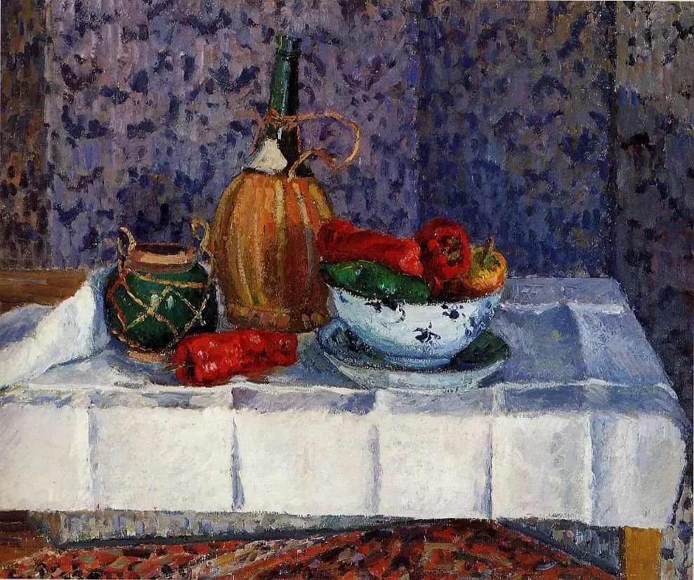 法国印象派画家卡米耶·毕沙罗油画作品插图9