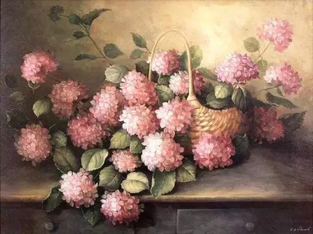 细嗅花间的美好 法国画家Fabrice de Villeneuve插图25