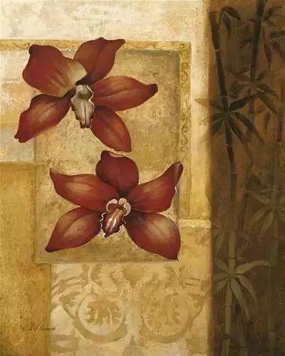 细嗅花间的美好 法国画家Fabrice de Villeneuve插图57