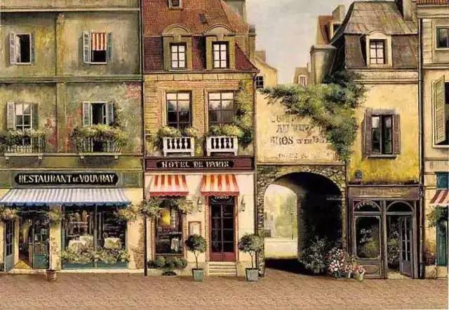 细嗅花间的美好 法国画家Fabrice de Villeneuve插图75