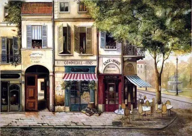 细嗅花间的美好 法国画家Fabrice de Villeneuve插图77