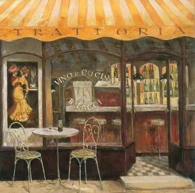 细嗅花间的美好 法国画家Fabrice de Villeneuve插图79