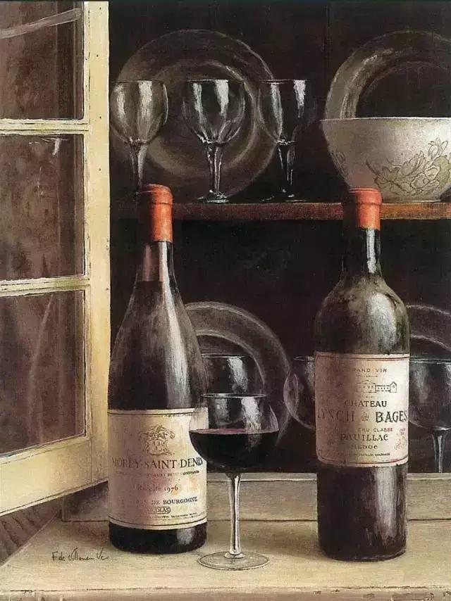 细嗅花间的美好 法国画家Fabrice de Villeneuve插图85