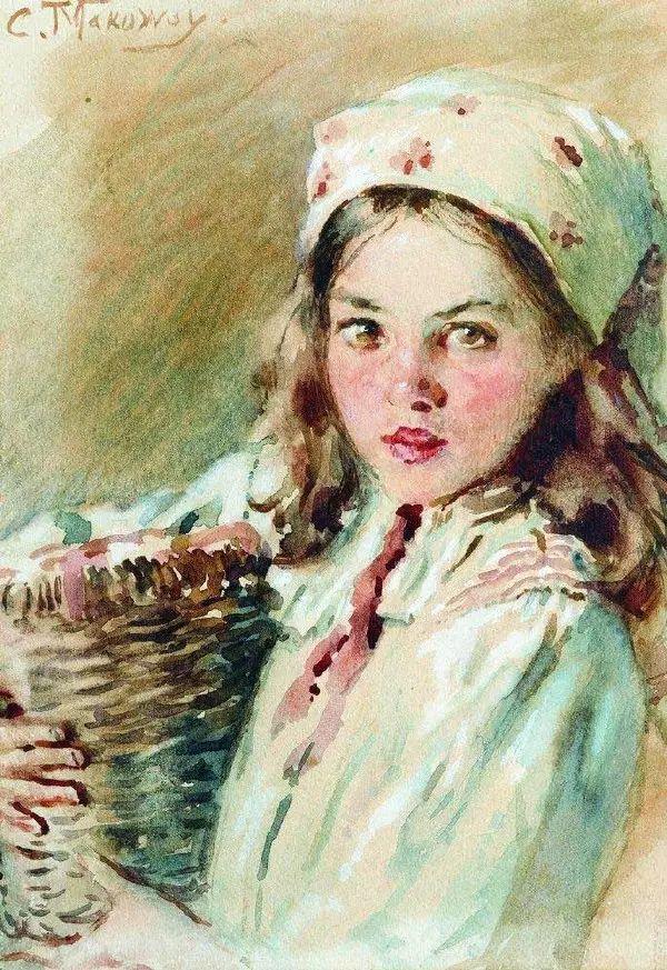 俄罗斯Konstantin Makovsky油画作品插图9