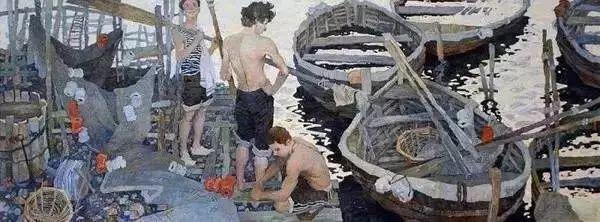 乌克兰丹尼斯Denis油画作品欣赏插图3