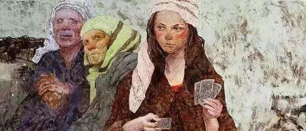 乌克兰丹尼斯Denis油画作品欣赏插图9