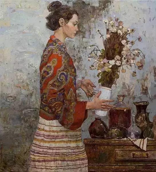 乌克兰丹尼斯Denis油画作品欣赏插图15
