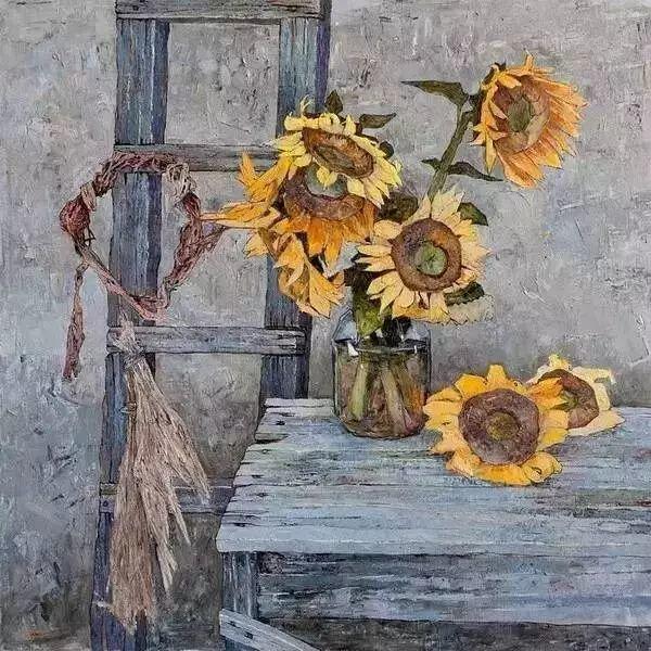 乌克兰丹尼斯Denis油画作品欣赏插图17