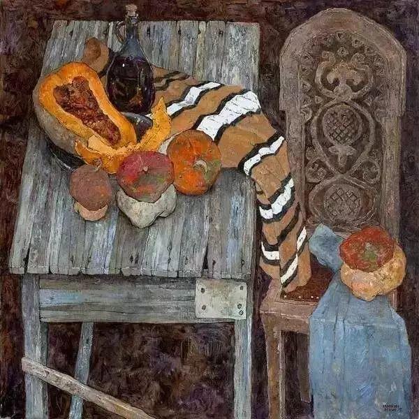 乌克兰丹尼斯Denis油画作品欣赏插图19