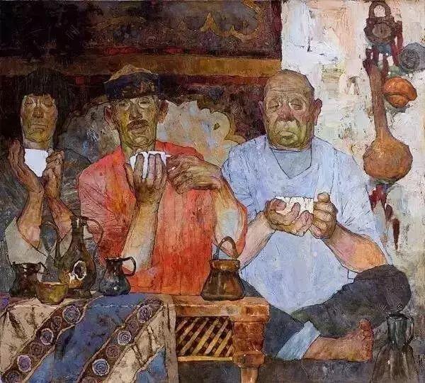 乌克兰丹尼斯Denis油画作品欣赏插图27