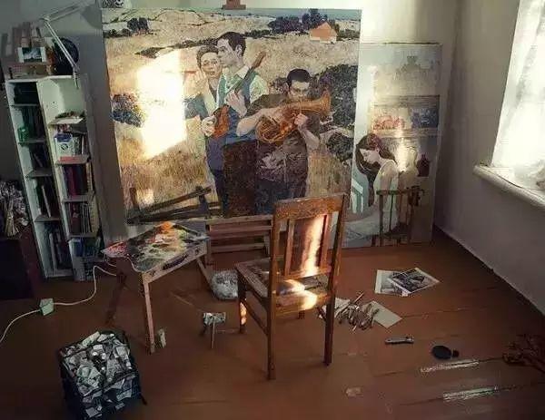 乌克兰丹尼斯Denis油画作品欣赏插图33
