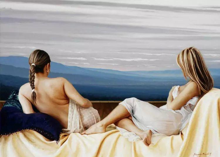 钟情于女屁股的画家插图43