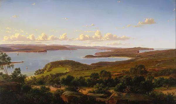 美丽的风景 奥地利Eugene von Guerard插图13