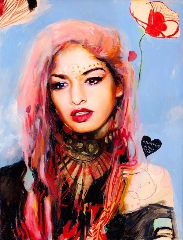 美丽女人的奇思怪想 美国Charmaine Olivia插图11