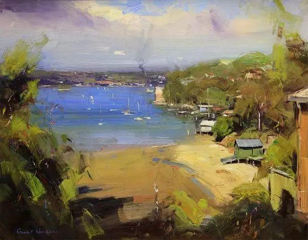 澳大利亚画家Colley Whisson科利·威森插图1