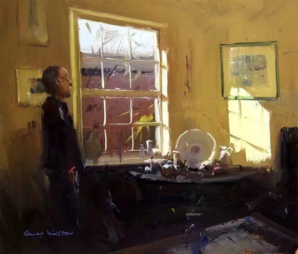 澳大利亚画家Colley Whisson科利·威森插图3