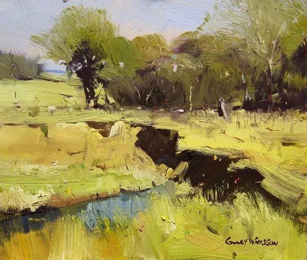 澳大利亚画家Colley Whisson科利·威森插图5