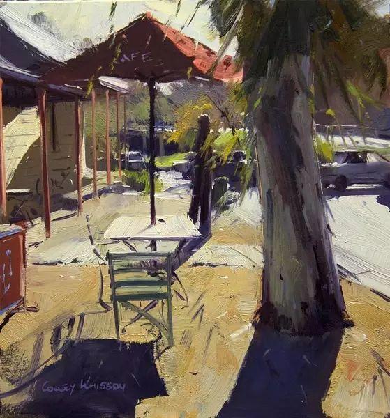 澳大利亚画家Colley Whisson科利·威森插图7