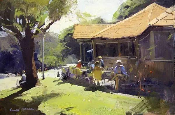 澳大利亚画家Colley Whisson科利·威森插图11