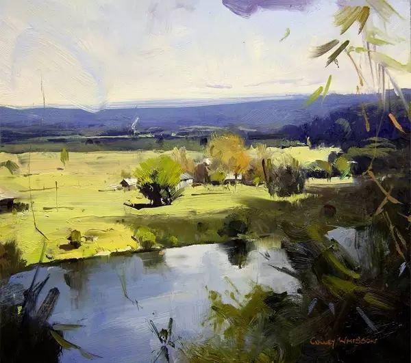 澳大利亚画家Colley Whisson科利·威森插图15