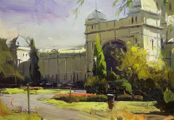 澳大利亚画家Colley Whisson科利·威森插图17