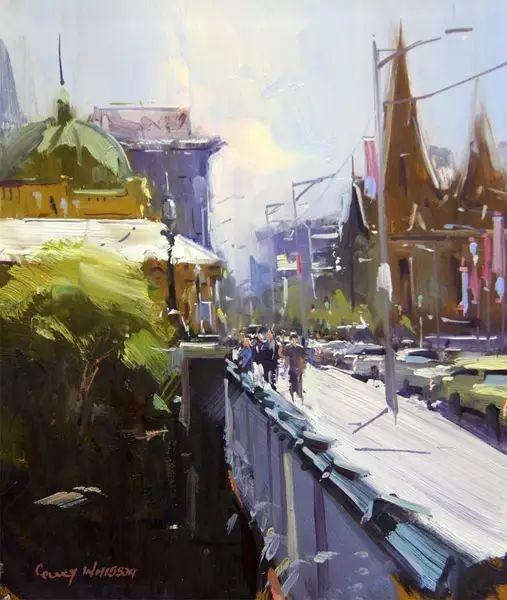 澳大利亚画家Colley Whisson科利·威森插图25