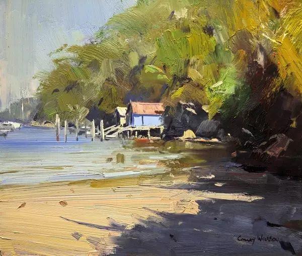 澳大利亚画家Colley Whisson科利·威森插图29