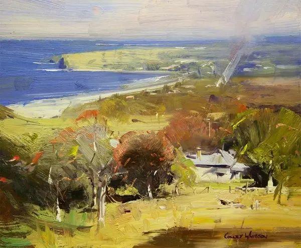 澳大利亚画家Colley Whisson科利·威森插图31
