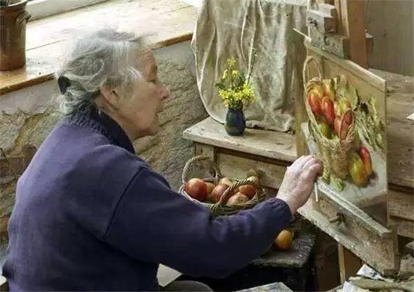 英国画家安妮奶奶的那些花插图3
