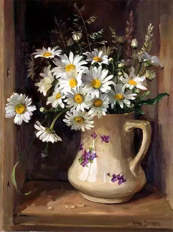 英国画家安妮奶奶的那些花插图39
