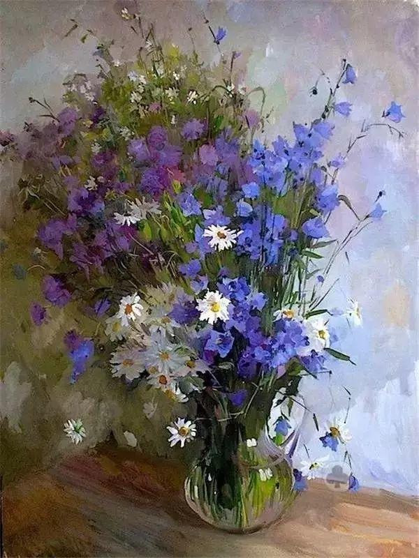 英国画家安妮奶奶的那些花插图47