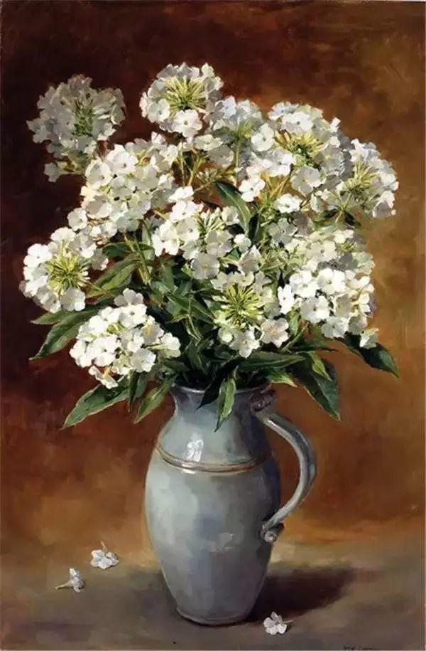 英国画家安妮奶奶的那些花插图51