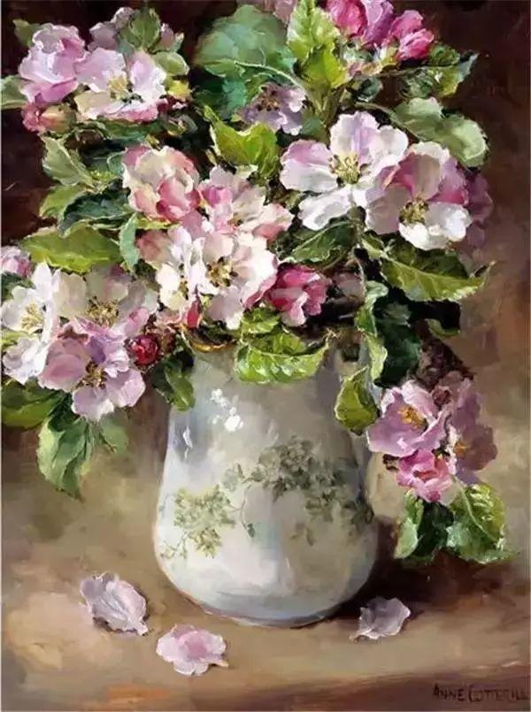 英国画家安妮奶奶的那些花插图57