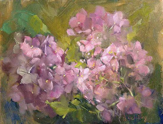美国女画家Bardara.Schilling静物花卉插图64