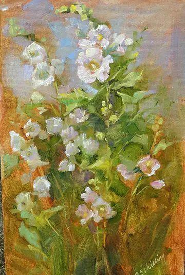 美国女画家Bardara.Schilling静物花卉插图78