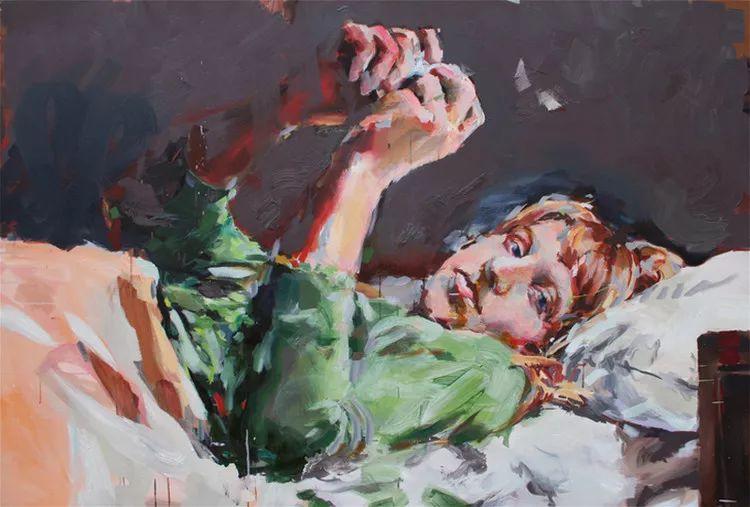 人物绘画 乌克兰画家Joshua Bronaugh作品插图5
