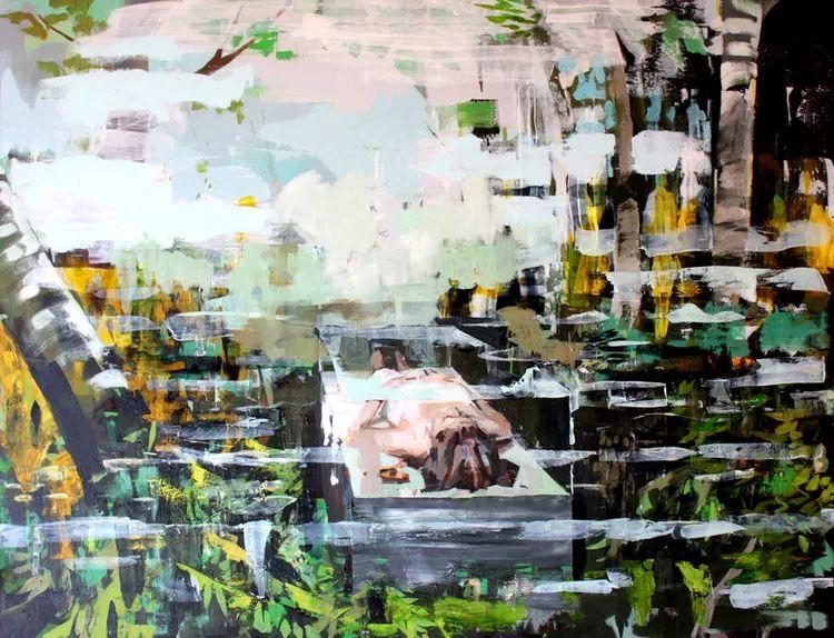 人物绘画 乌克兰画家Joshua Bronaugh作品插图17