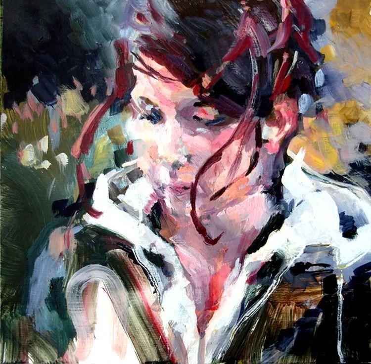 人物绘画 乌克兰画家Joshua Bronaugh作品插图21
