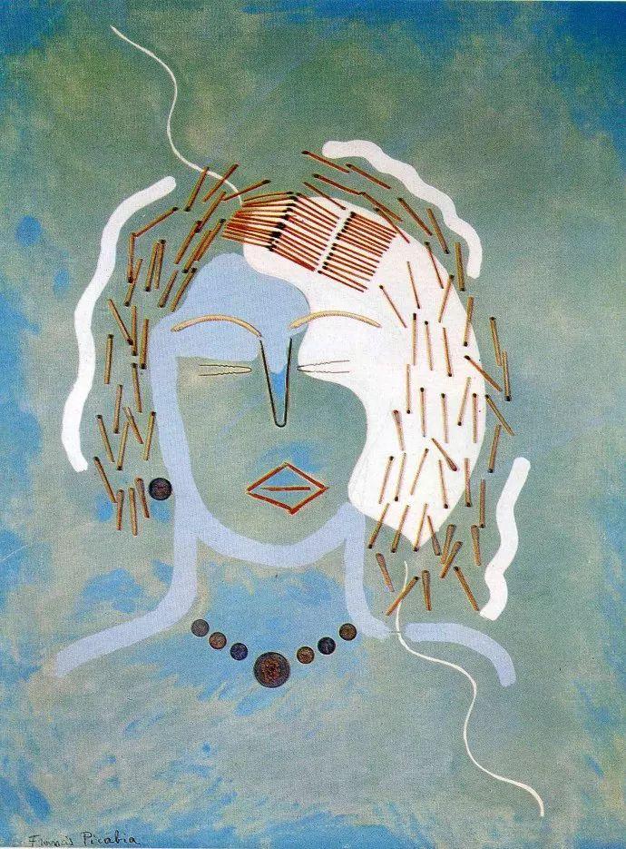 达达主义 法国前卫画家Francis Picabia(1879-1953)插图5