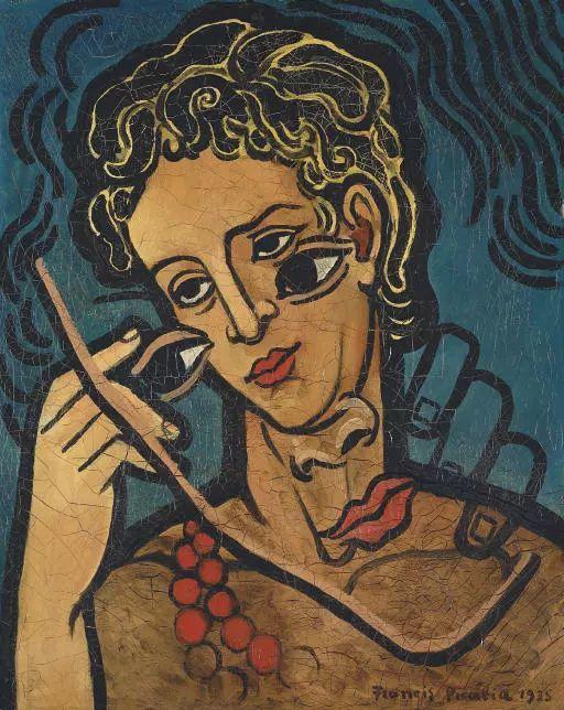 达达主义 法国前卫画家Francis Picabia(1879-1953)插图7