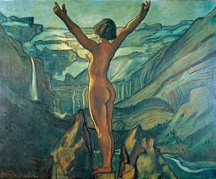 达达主义 法国前卫画家Francis Picabia(1879-1953)插图13