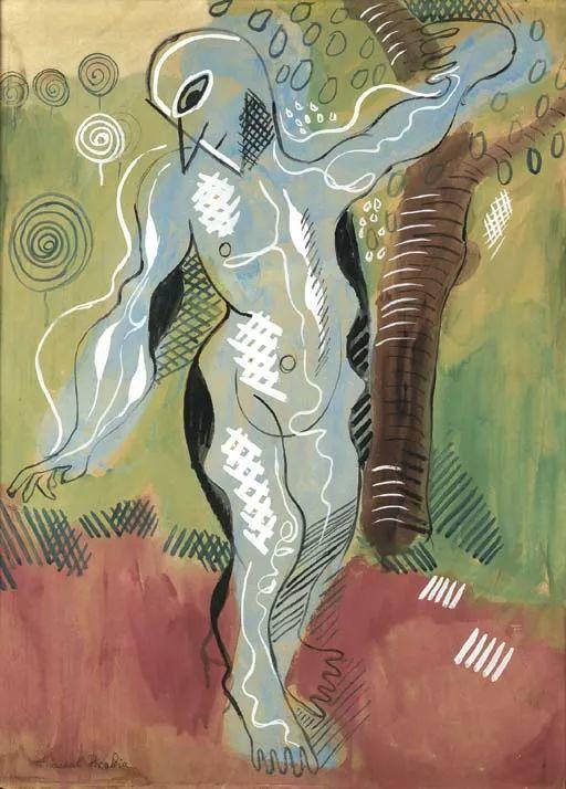 达达主义 法国前卫画家Francis Picabia(1879-1953)插图31