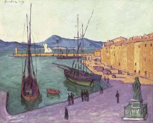 达达主义 法国前卫画家Francis Picabia(1879-1953)插图33