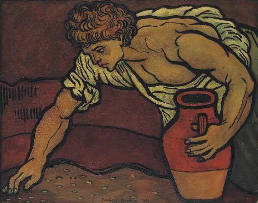 达达主义 法国前卫画家Francis Picabia(1879-1953)插图39