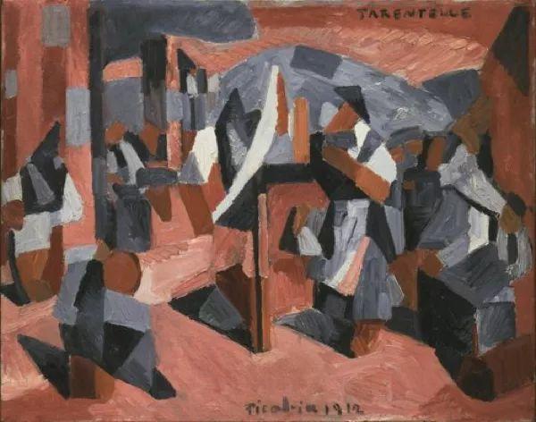 达达主义 法国前卫画家Francis Picabia(1879-1953)插图45
