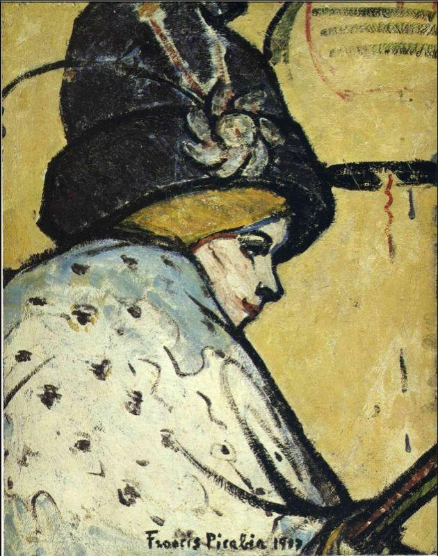 达达主义 法国前卫画家Francis Picabia(1879-1953)插图49