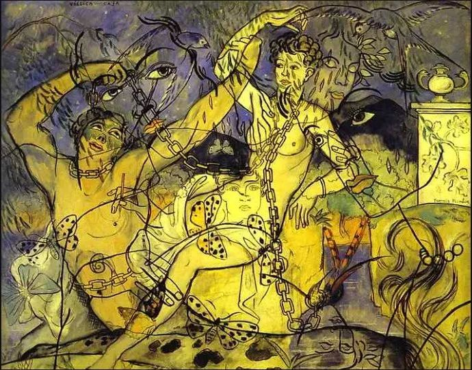 达达主义 法国前卫画家Francis Picabia(1879-1953)插图51