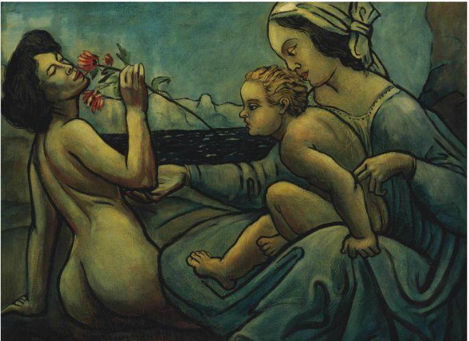 达达主义 法国前卫画家Francis Picabia(1879-1953)插图53